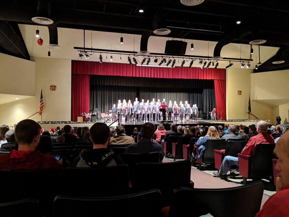 2017 HS Choir