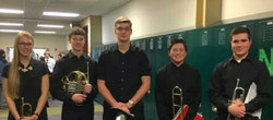 Brass Quintet at Solo and Ensemble