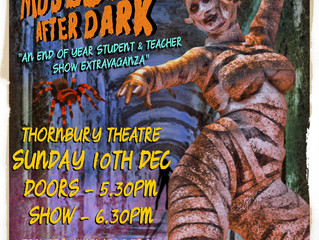 'MUSEUM AFTER DARK' - End Of Year Student Extravaganza!
