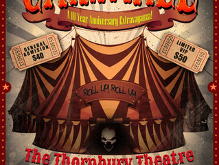 CARNIVALE! 10 year show extravaganza!