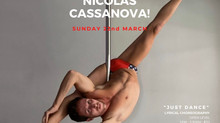 Workshops with Nicolas Casanova!