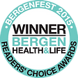 2015 Bergen Health and Life Best Photographer Award