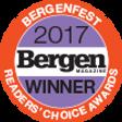 2017 Bergen Mag Best Photographer Award