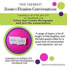 Zoom-i-Fication Conversation Promotion
