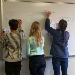 EMERGE High School French Class