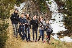 EMERGE Photography Class Field Trip