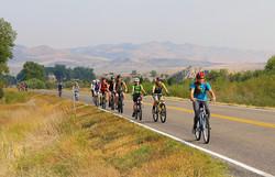 EMERGE Headwaters Bike Ride