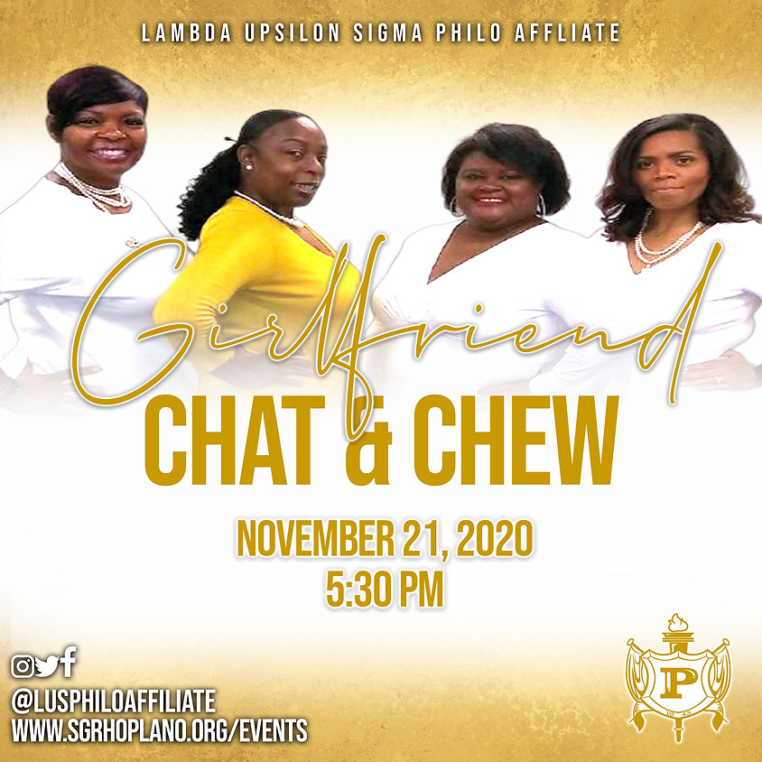 Girlfriends Chat & Chew