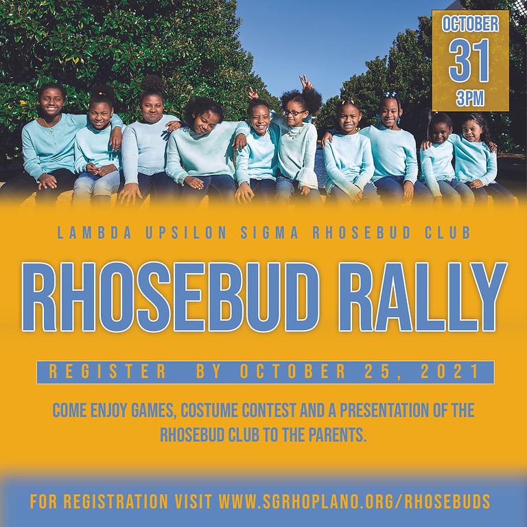 Rhosebud Rally