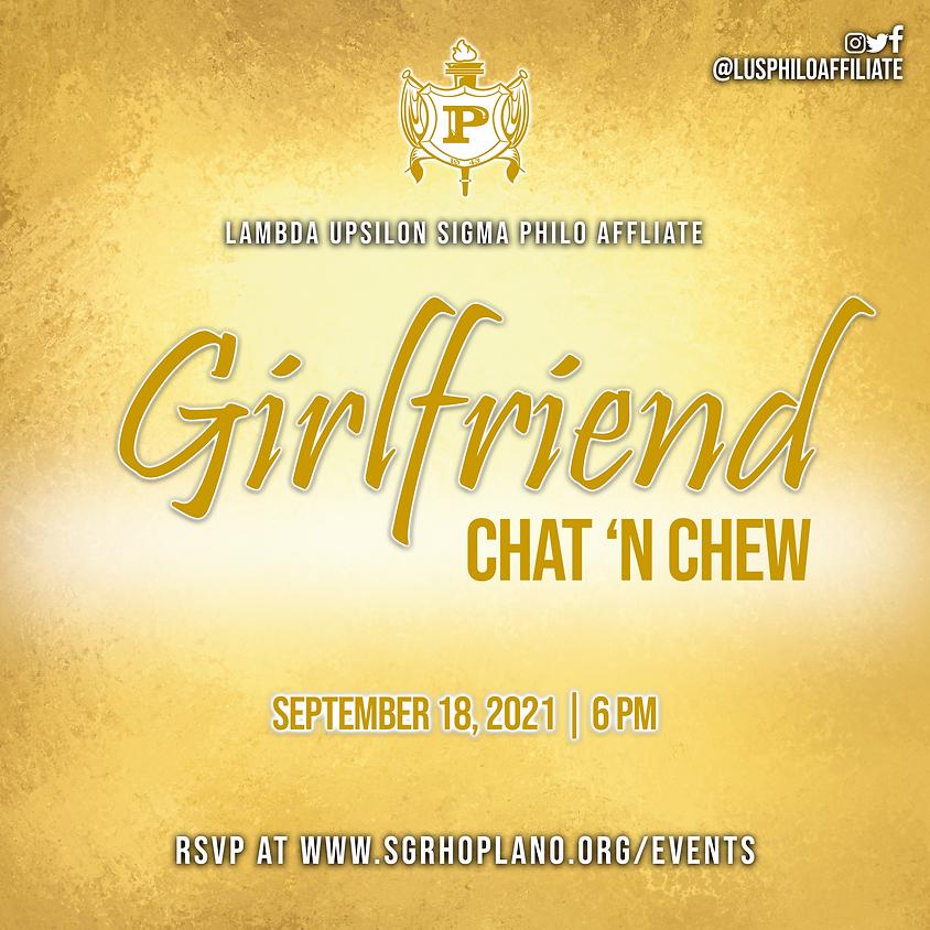 Philo Affiliate Girlfriend Chat & Chew
