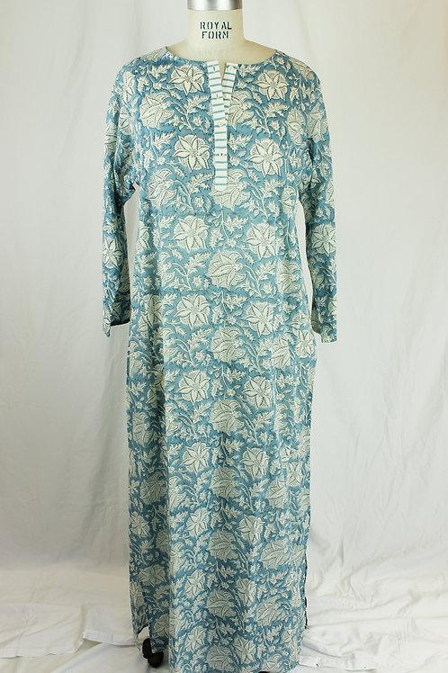 NIMBU Kaftan Maxi Dress