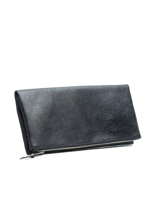 STACY KESSLER Gogo Maxi Clutch Soho Black