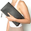 Thumbnail: STACY KESSLER Gogo Maxi Clutch Soho Black
