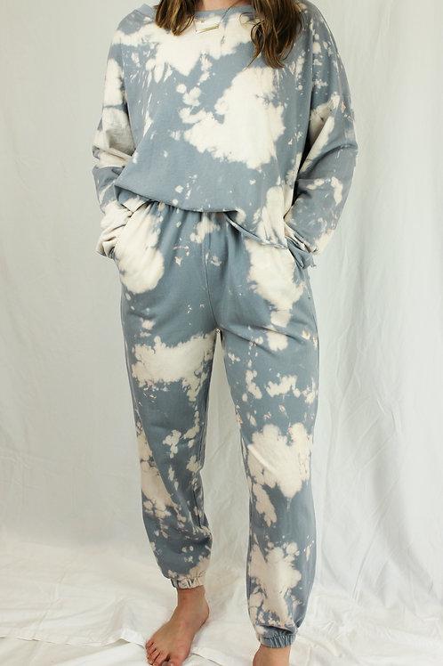 HASHTTAG Acid Wash Sweatpants