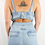 Thumbnail: FREE PEOPLE Go West Utility Jumpsuit