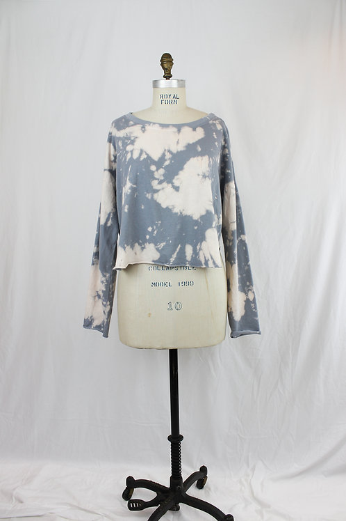 HASHTTAG Acid Washed Pullover