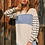 Thumbnail: FREE PEOPLE Awesome Striped Tee