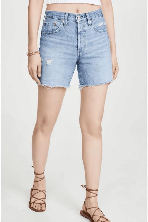 LEVI 501 Mid Thigh Shorts