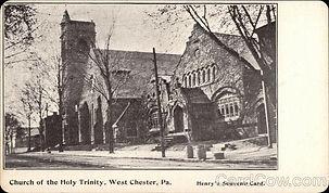 Holy Trinity 1922