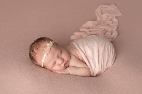 Palmwoods Newborn Photo