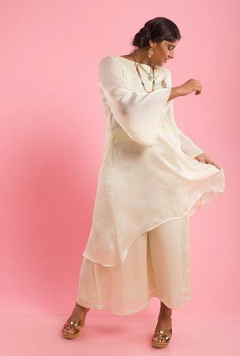 Bodhi Kurti Dress Culotte Set