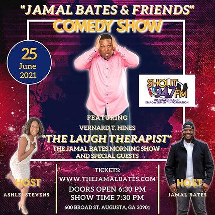 Jamal Bates and Friends Instagram (1) (1