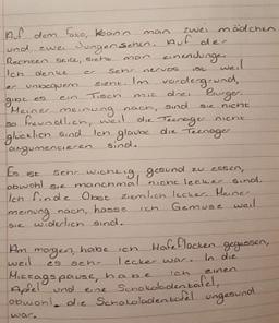 31/05/20 - German Work