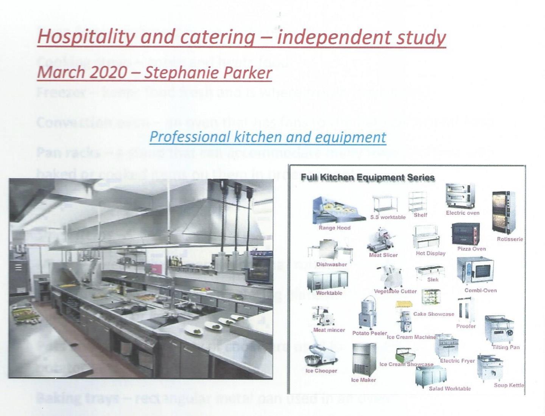 28/04/20 - Professional Kitchen Equipment