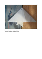 Excellence in Origami – Faye Kirkpatrick