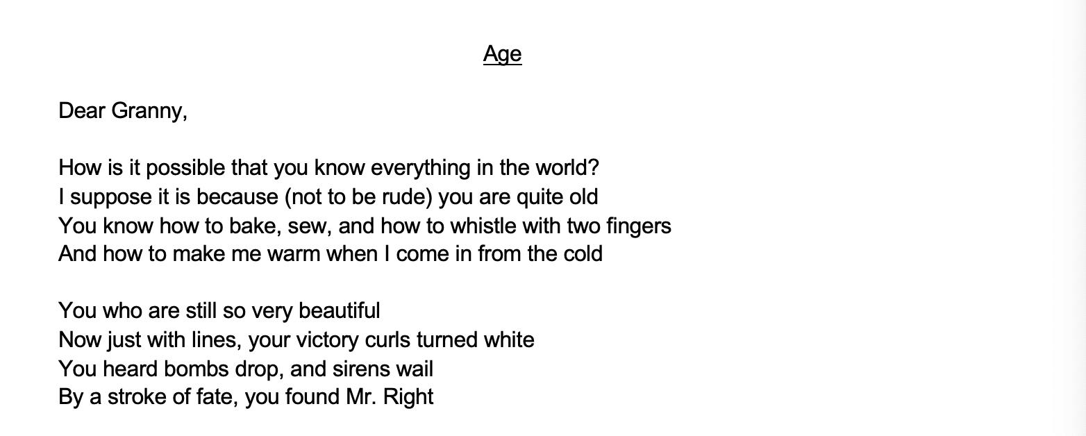 27/04/20 - Age