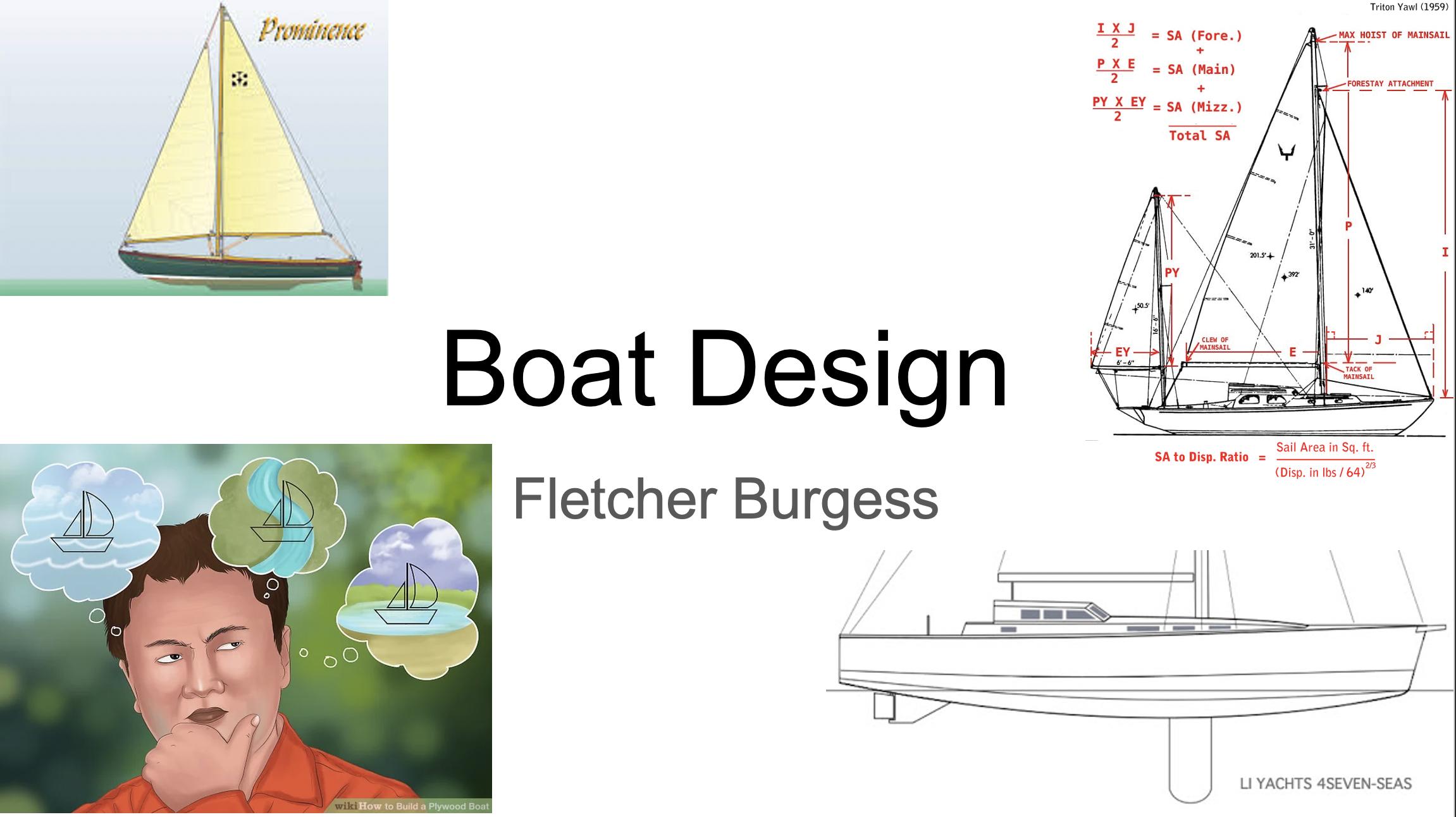 19/06/20 - Boat Design Poem
