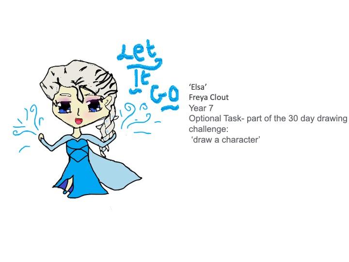 27/04/20 - Elsa