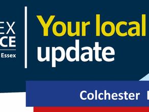 Essex Police: Local Update