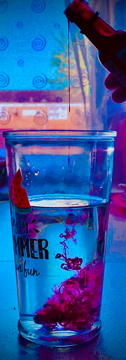 27/04/20 - What's in the water?