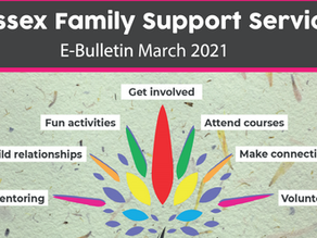 Essex Family Support Services: E-Bulletin March 2019