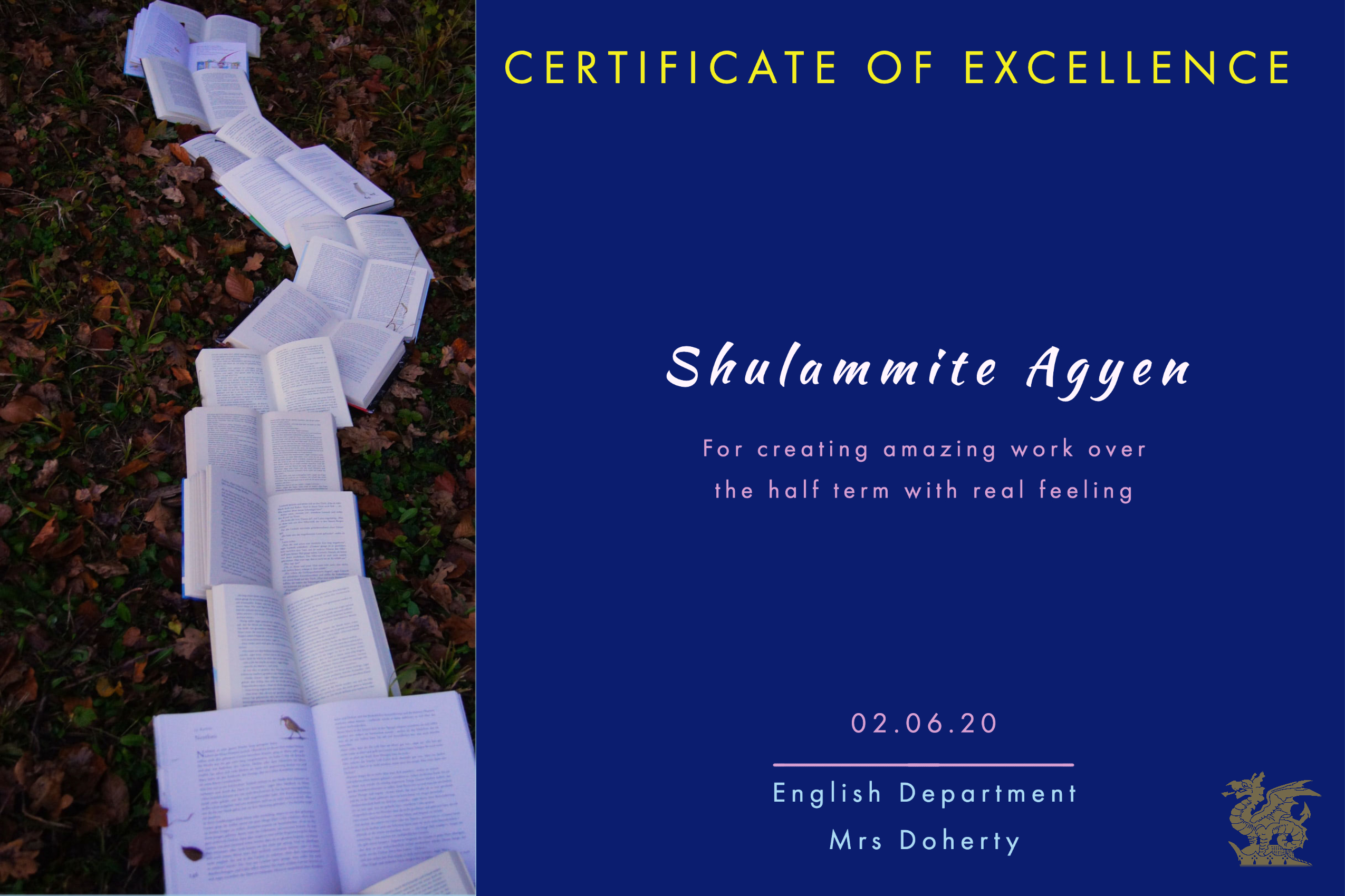 02/06/20 - English Certificate