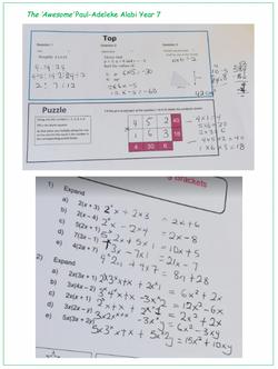 12/05/20 - Maths Superstars