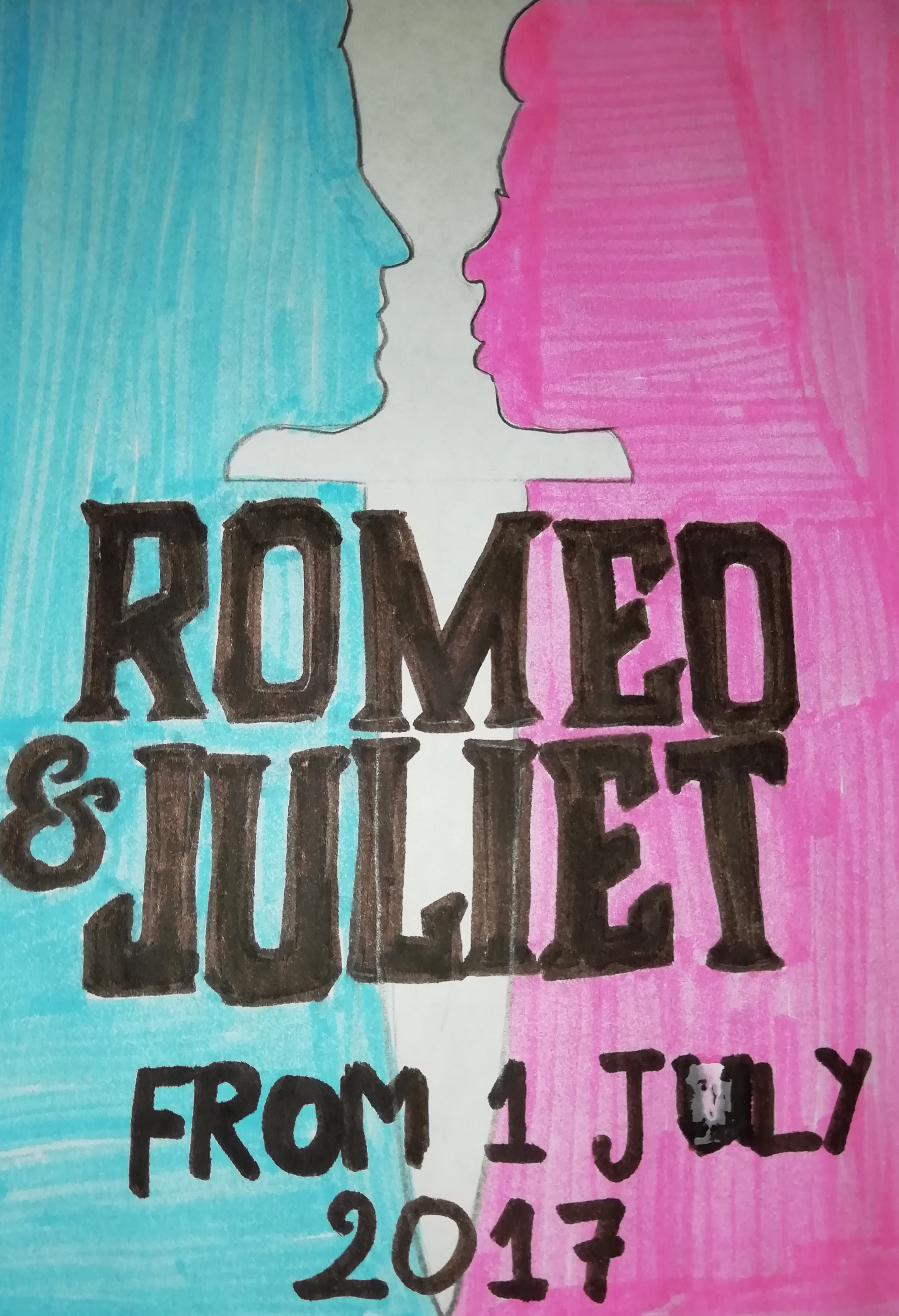 15/06/20 - Romeo and Juliet Poster