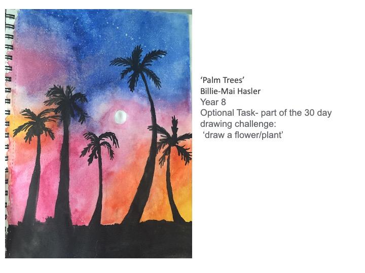 27/04/20 - Palm Trees