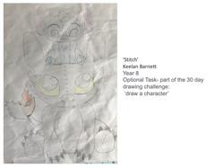 27/04/20 - Stitch