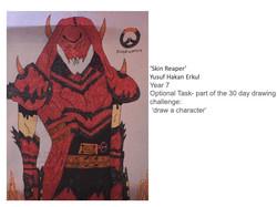27/04/20 - Skin Reaper