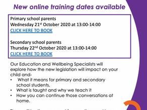 Parent RSE sessions