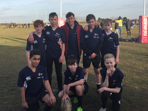 Rugby Sevens Tournament Success