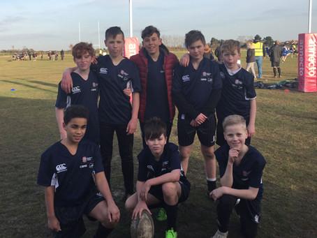 Rugby Sevens Tournament Success