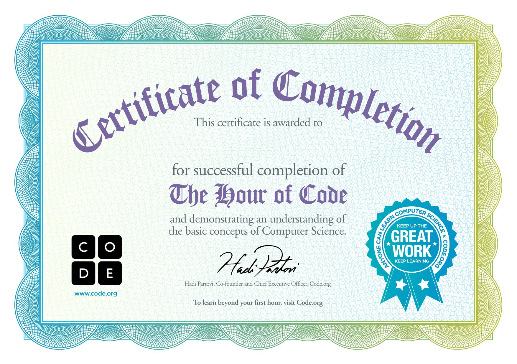 06/05/20 - Hour of Code