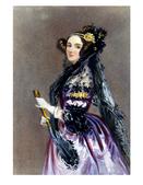 Computing - Ava Lovelace by Ashley Bennett 7DBR