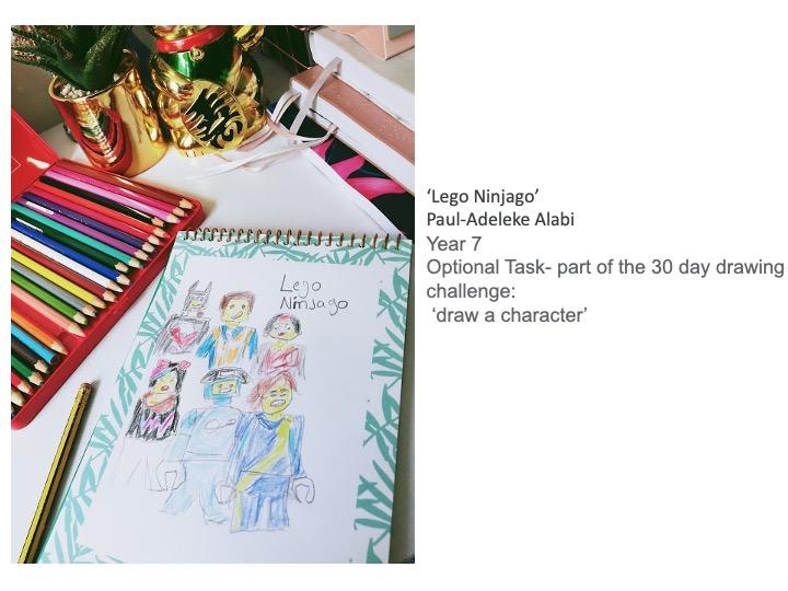 27/04/20 - Lego Ninjago