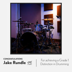 Jake Rundle - Grade 1 Distinction -Drumming.mp4