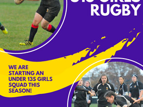 Colchester Rugby Club - Under 13 Girls Squad