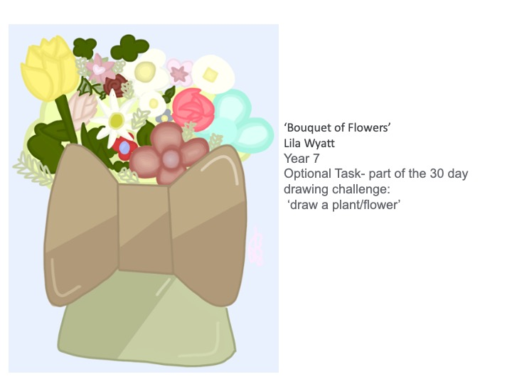 27/04/20 - Bouquet of Flowers